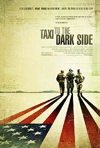 Affiche censurée de Taxi to the Dark Side