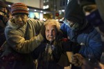 occupy-paper-spray-older-woman